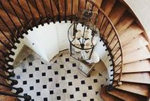 Stairs...... / by Mary Hayward Spotswood