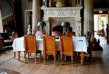 Dining Rooms / by Mary Hayward Spotswood