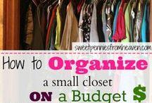Organization / by Taylor Maurer