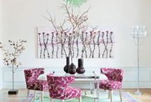Dining Rooms / by Taylor Maurer