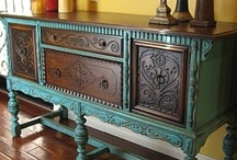 furniture remakes / by Darlene Merrill
