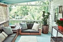 Porches & Sunrooms & Patios / by Taylor Maurer