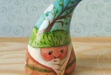 Gnomes & Shrooms
