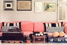 Living Rooms / by Mary Hayward Spotswood