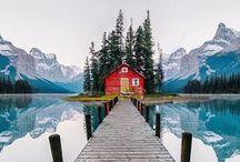 wanderlust / take me somewhere nice.