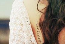 INKED / by Stefanie Szeto