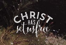 Follow Jesus / I am a child of the one true king.