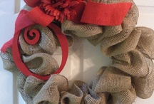Christmas Crafts / by Ginger Dahl