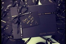 THE BRAND / #AlvinValley Behind the Scenes and Inspiration / by Alvin Valley