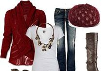 Cool clothes and accessories / by Lisa Clemmens Lewis