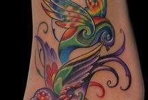 Tatts ;)~ / by Lisa Gray