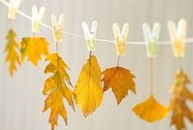 Fall / Fall Learning, Play, Recipes, Decor, and Craft Activities and Ideas for Kids