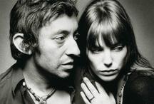 Jane Birkin & Serge Gainsbourg / by Sun Moon
