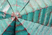 Turquoise. . . . zeeblauw. . . . / by Margo Sengers