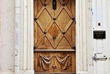 Doors / by Mary Hayward Spotswood