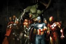 Avengers / by Ed Grande