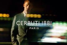 CERRUTI 1881 PARIS SS13 Campaign  / A story by Jeff Burton