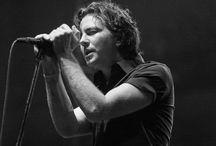 Pearl Jam: Eddie Vedder...the singer of my soul / by Wendi