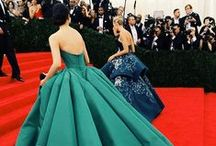RED CARPET STYLE / by Stefanie Szeto
