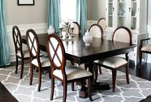 Dazzling Dining Rooms / by Stephanie Rawlinson