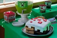 Minecraft Party / by Tracy Askilsrud