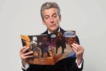 """doctor who / """"We're all just stories in the end. Just make it a good one, eh?"""""""