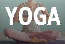 Yoga and Meditation / by Meili Ware