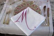 Monogram / by Mary Hayward Spotswood