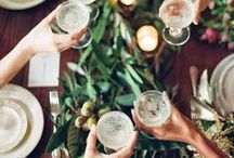 Garden Parties and Friendly Gatherings.