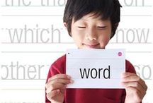 Sight Words / Learning and teaching sight words - ideas and activities