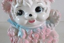 Collectible vintage Planters / Sweet planters