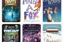 Books / book reviews and recommendations mostly for children but also some for adults