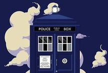 What the Who? / Doctor Who! / by Aileen Mania