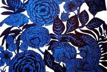 Color Theory: Blue / Blue Inspiration and Color Love