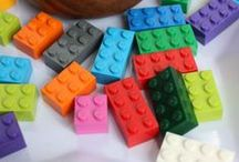 LEGOs / learning with LEGOs -- education activities for kids!