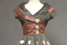 Vintage Loves / lovely vintage clothing finds from ebay websites and museums.