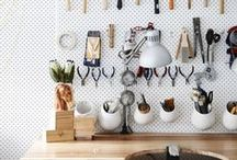 Storage Solutions / Organization and storage ideas from CORT.