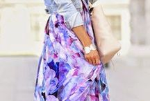 Style / Clothes, hair, jewelry
