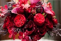 red  weddings and events -ideas