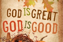 """Thank You God"" / I Thank God for His Many Blessings...there have been many. / by Cherie Byrnes"