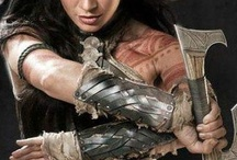 Warrior / by Amy Gilham