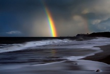 RAINBOWS- somewhere over the rainbow / by Lezlie George
