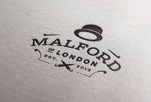 Branding & Logos / A selection of various branding strategies & logo designs.