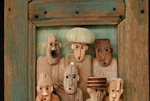 Driftwood Ideas / by Dena Major