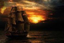 Ships / by Creepie Blooregard
