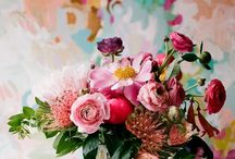 Pretties / Florals and color inspiration