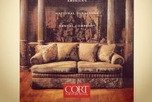 CORT Throwback Thursday / Dedicated to vintage CORT pics on #tbt (Throwback Thursday) from the CORT Instagram!  Follow CORT on Instagram: @cortfurniture. / by CORT Furniture