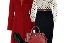 Workwear style / Work Wear Outfit Inspiration