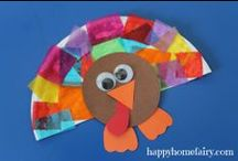 Thanksgiving Classroom / by Stephanie Salustro