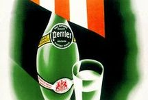 #Perrier / carbonated natural mineral water, since 1903, Vergèze, #France